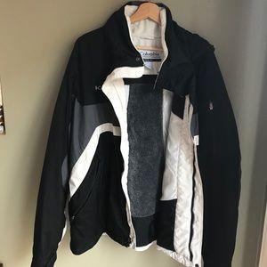 Columbia Men's Winter Coat Waterproof